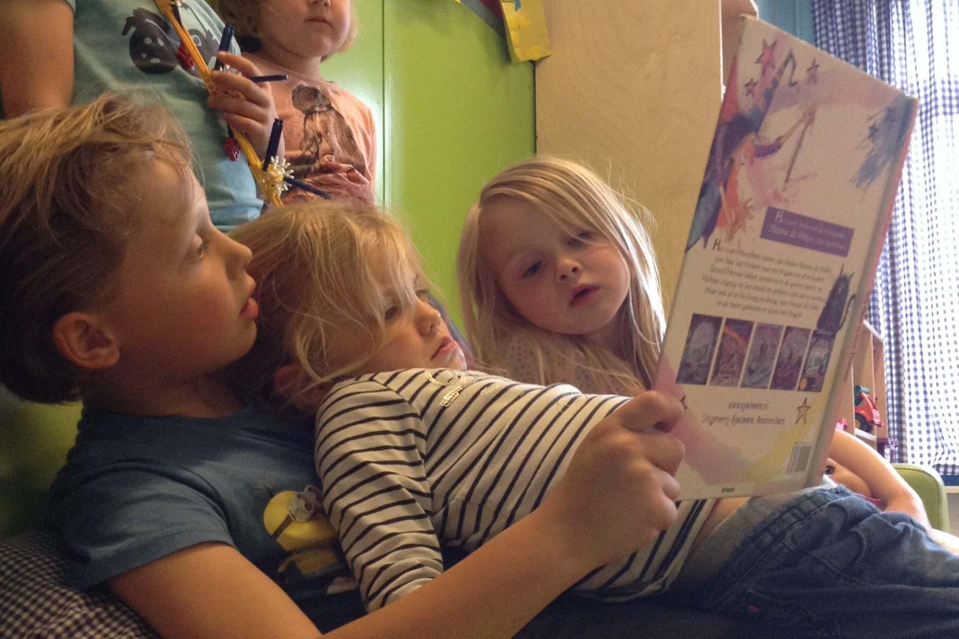 Peuterspeelzaal Boschkabouter   Kinderopvang Op Stoom